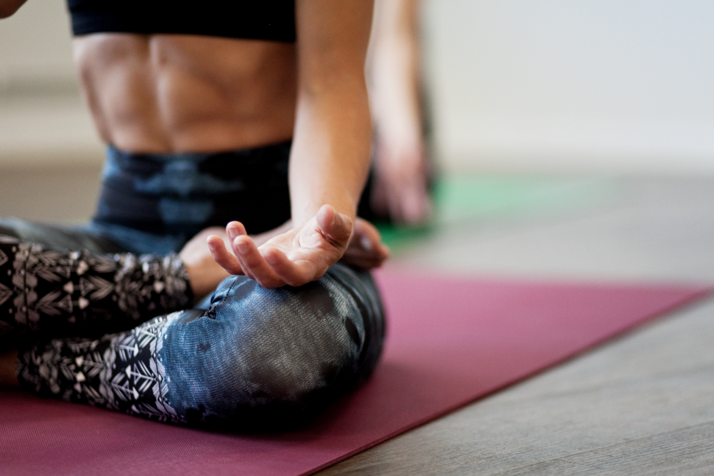 Step Out Of Your Yoga Comfort Zone