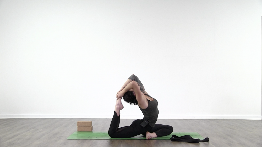 King of the Pigeons: Eka Pada Rajakapotasana_0