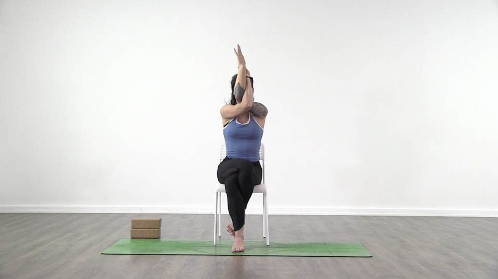 Office Chair Yoga_1