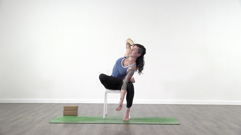 Office Chair Yoga_2