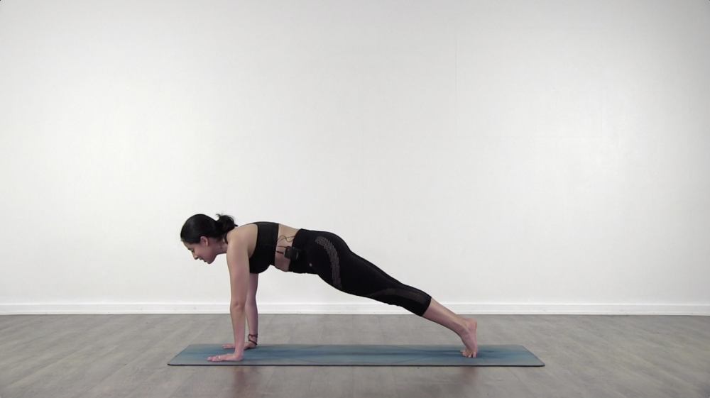 Plank to Chaturanga_0