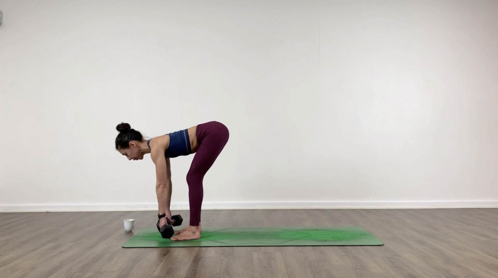 20-Min Yoga with Dumbbells_2