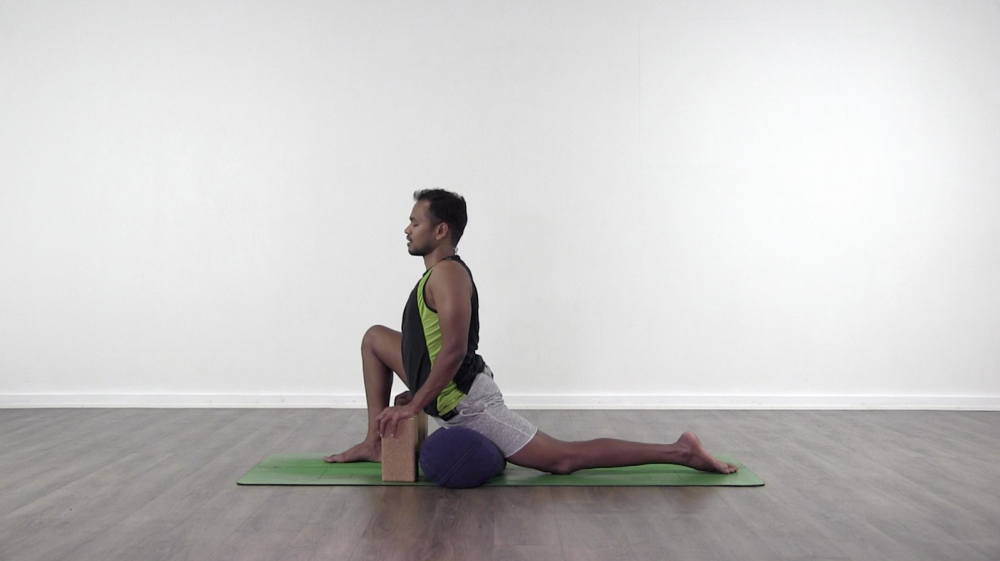 Yin Yoga Practice for Psoas_0