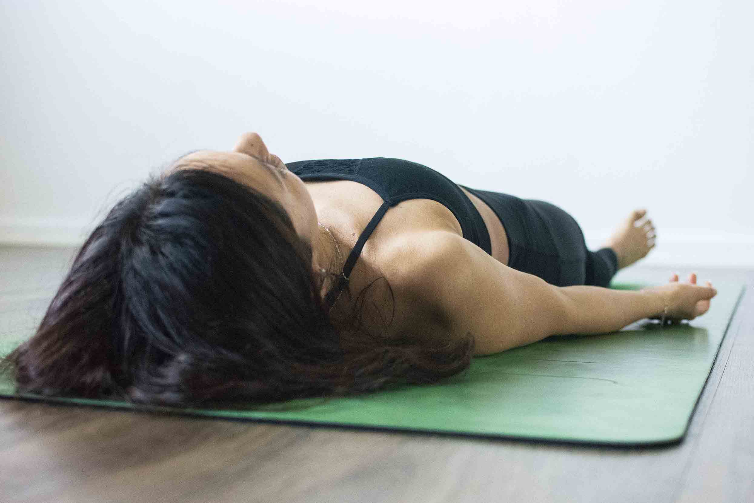 Savasana - Dead body pose