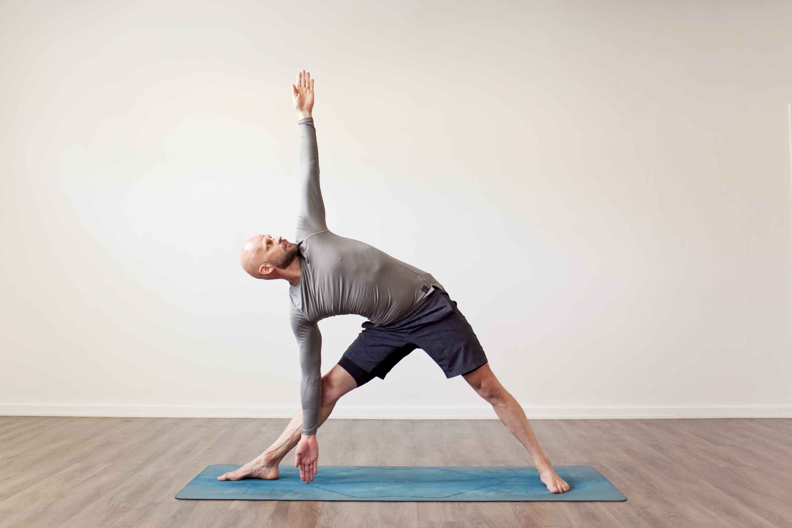 Trikonasana and Variations