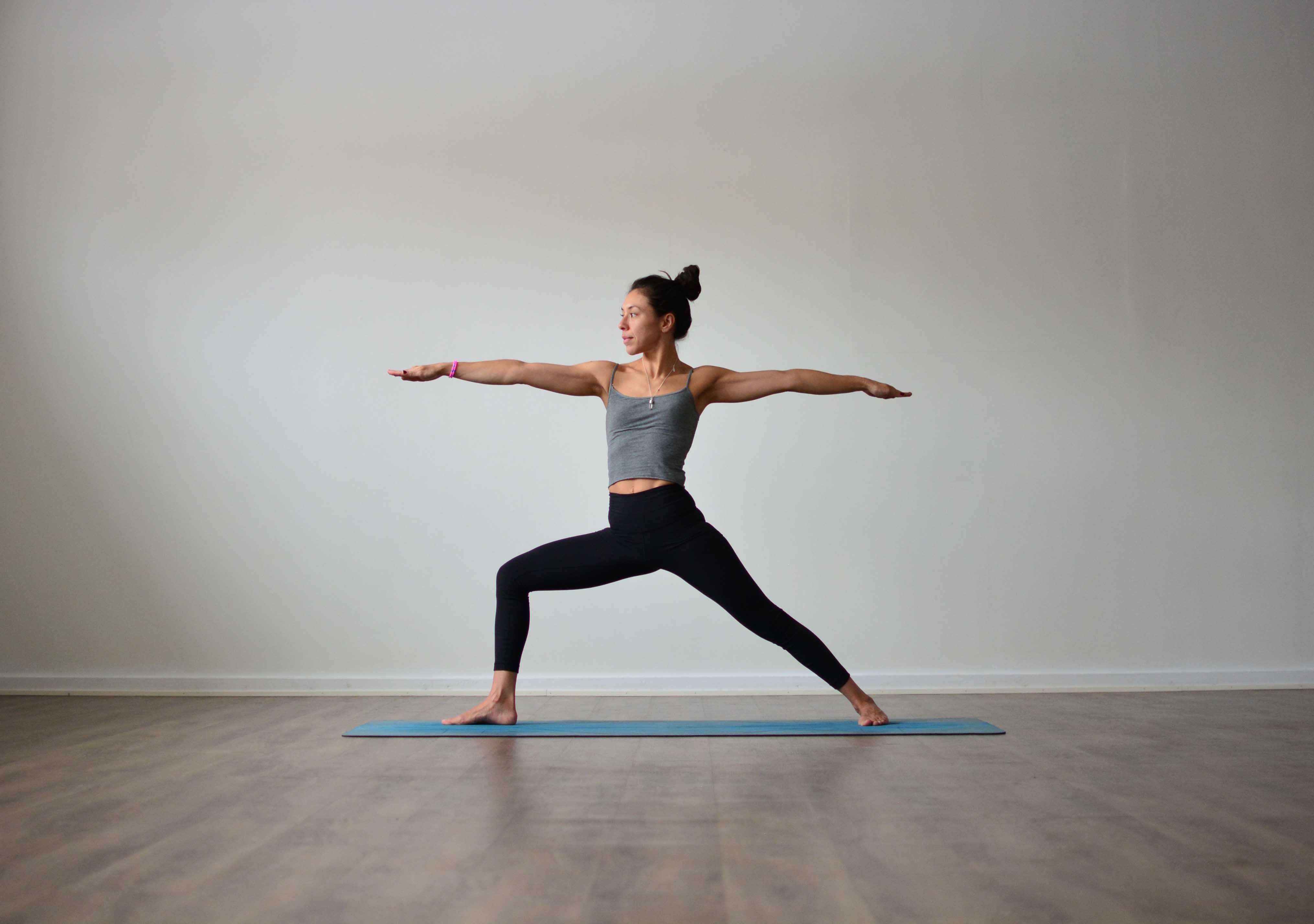 Vinyasa flow yoga online