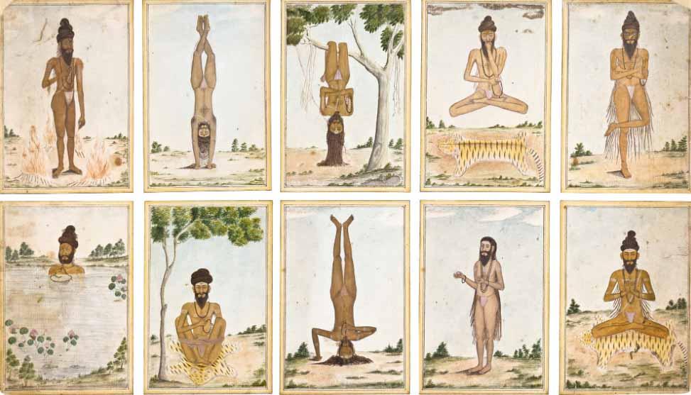 Hatha Yoga Pradipika - Sanskrit Terms
