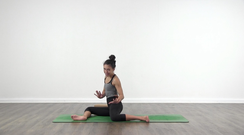 Yoga for Hips -  Strengthening and Opening