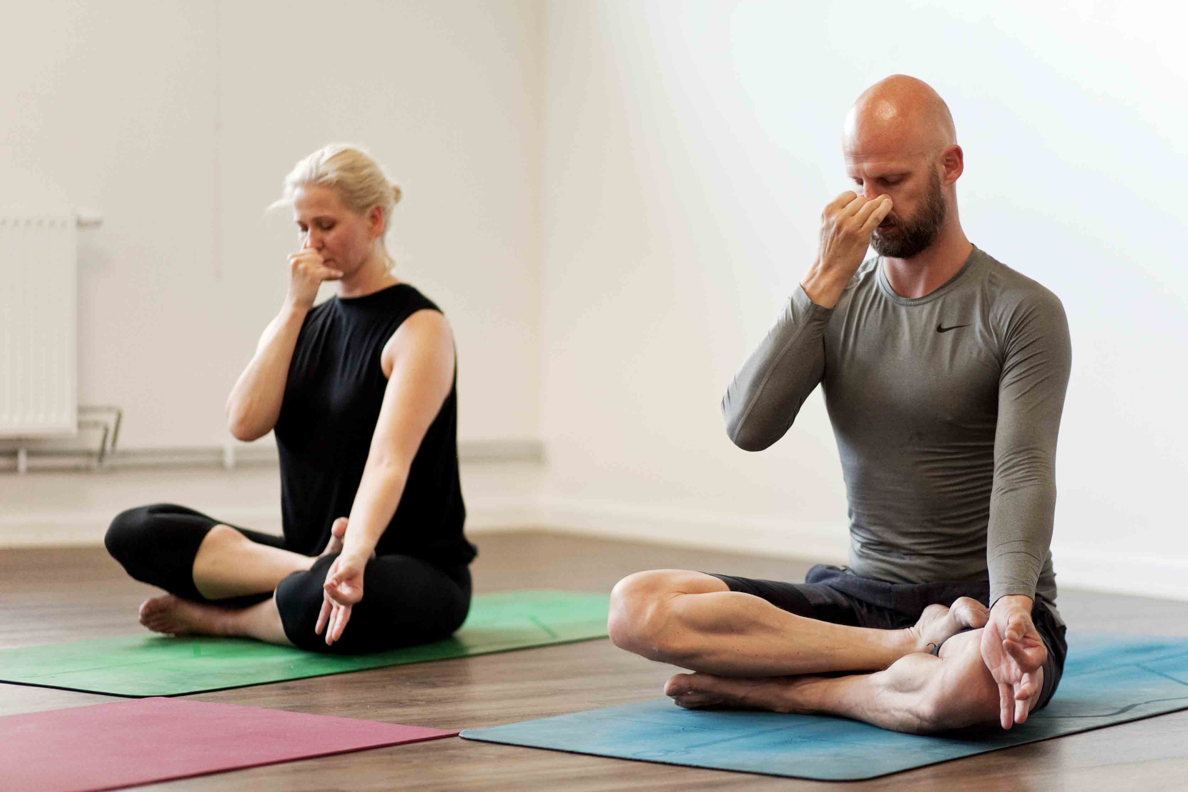 Did you know that Pranayama doesn't just relieve stress but also makes you stronger?
