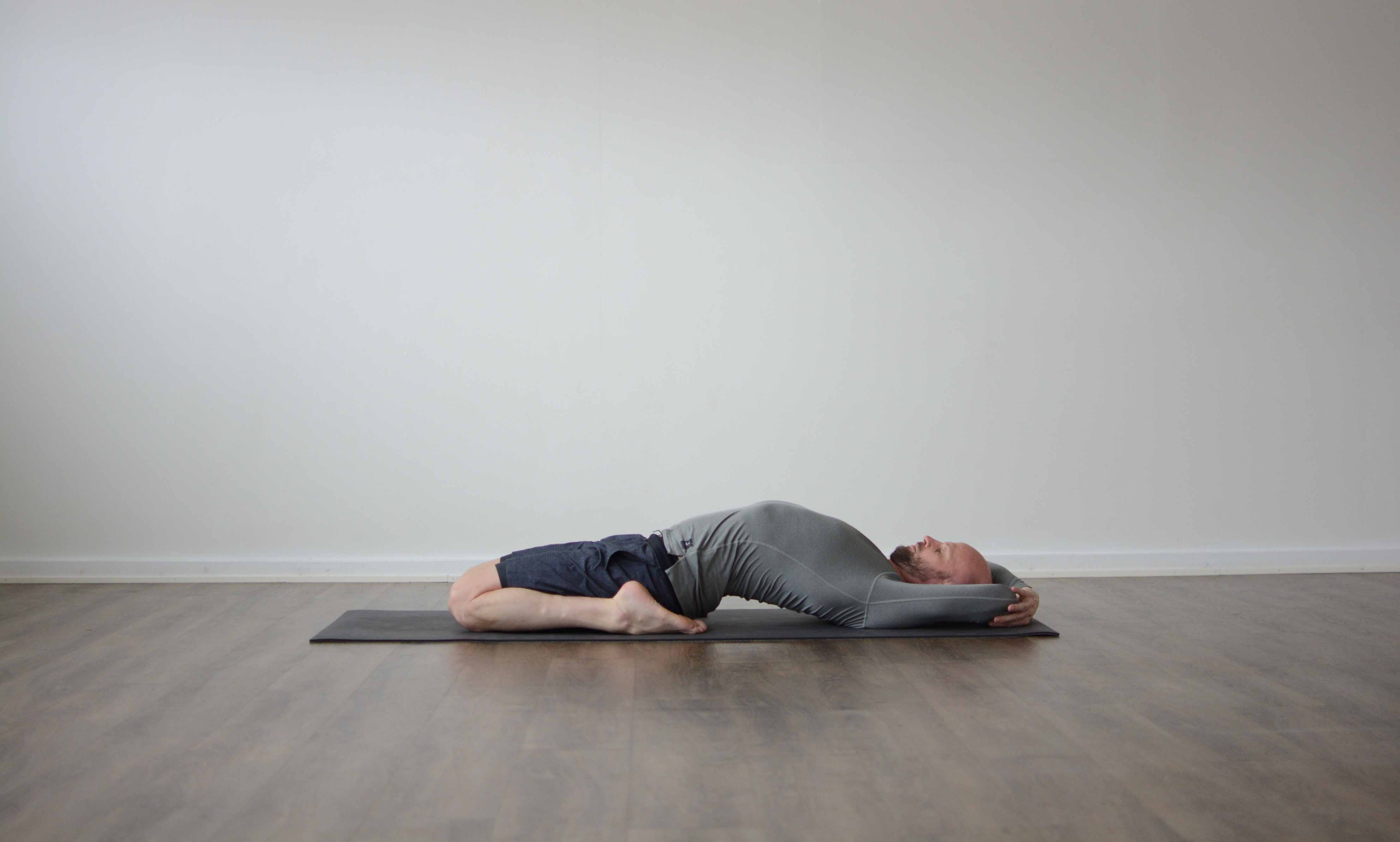 Supta Vajrasana - Fixed-Firm Pose