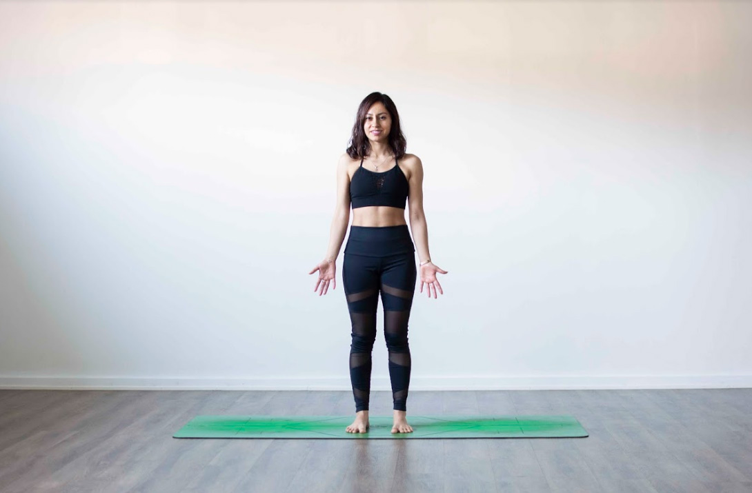 Tadasana - Mountain Pose