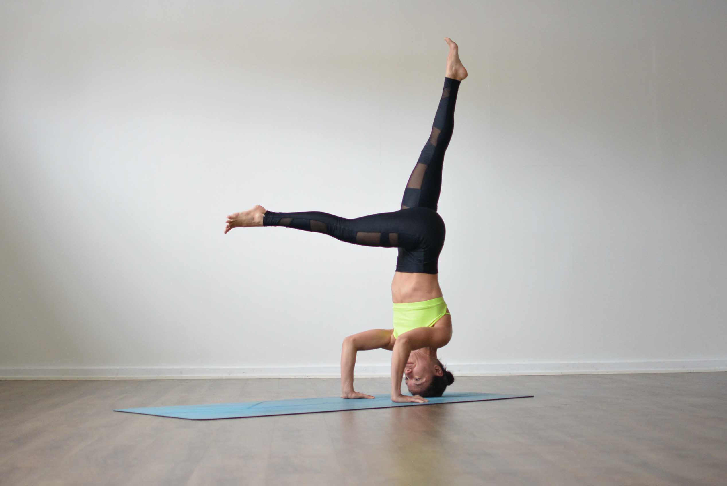 Sirsasana Variations - Headstand Pose