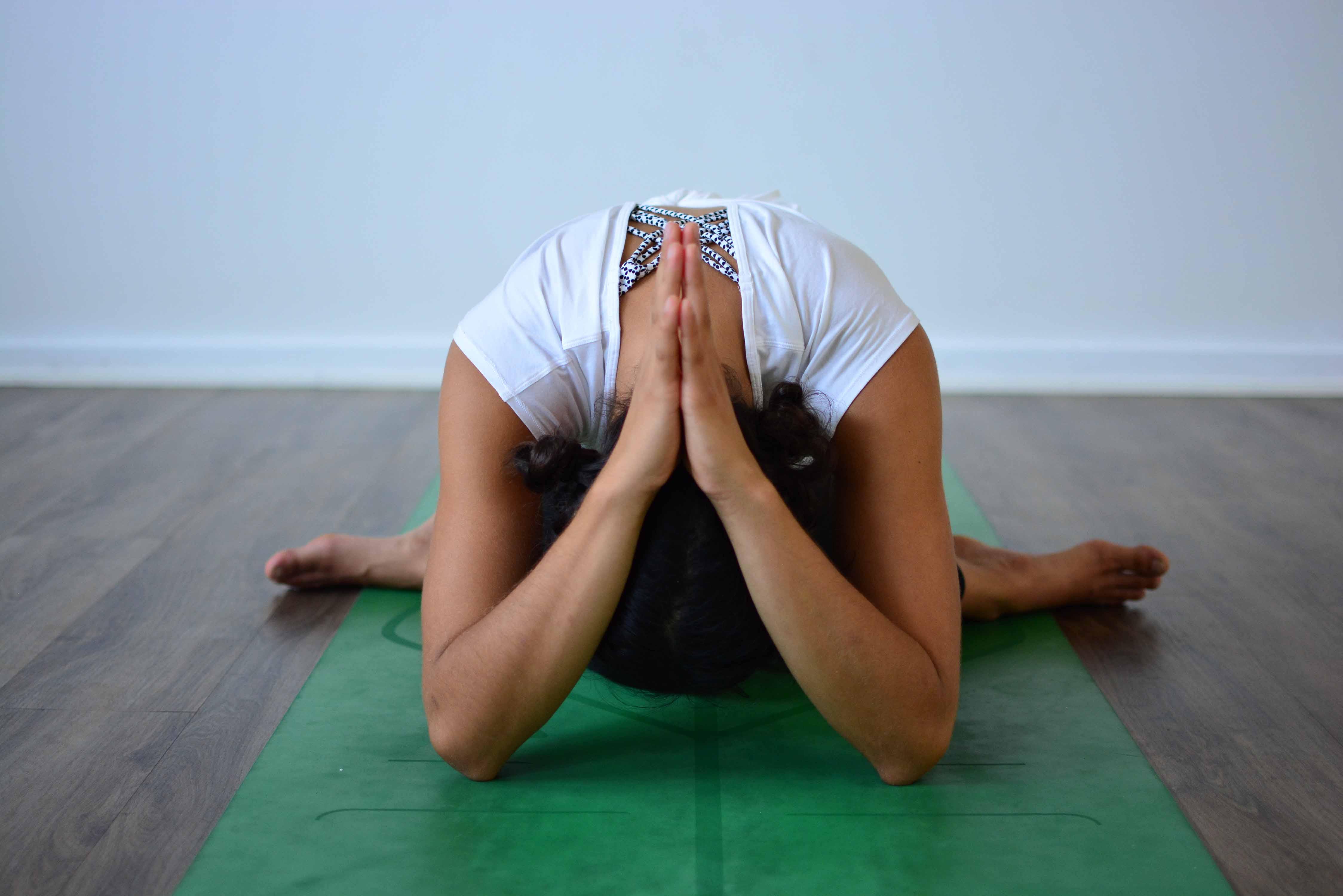 Yin Yoga på Svenska