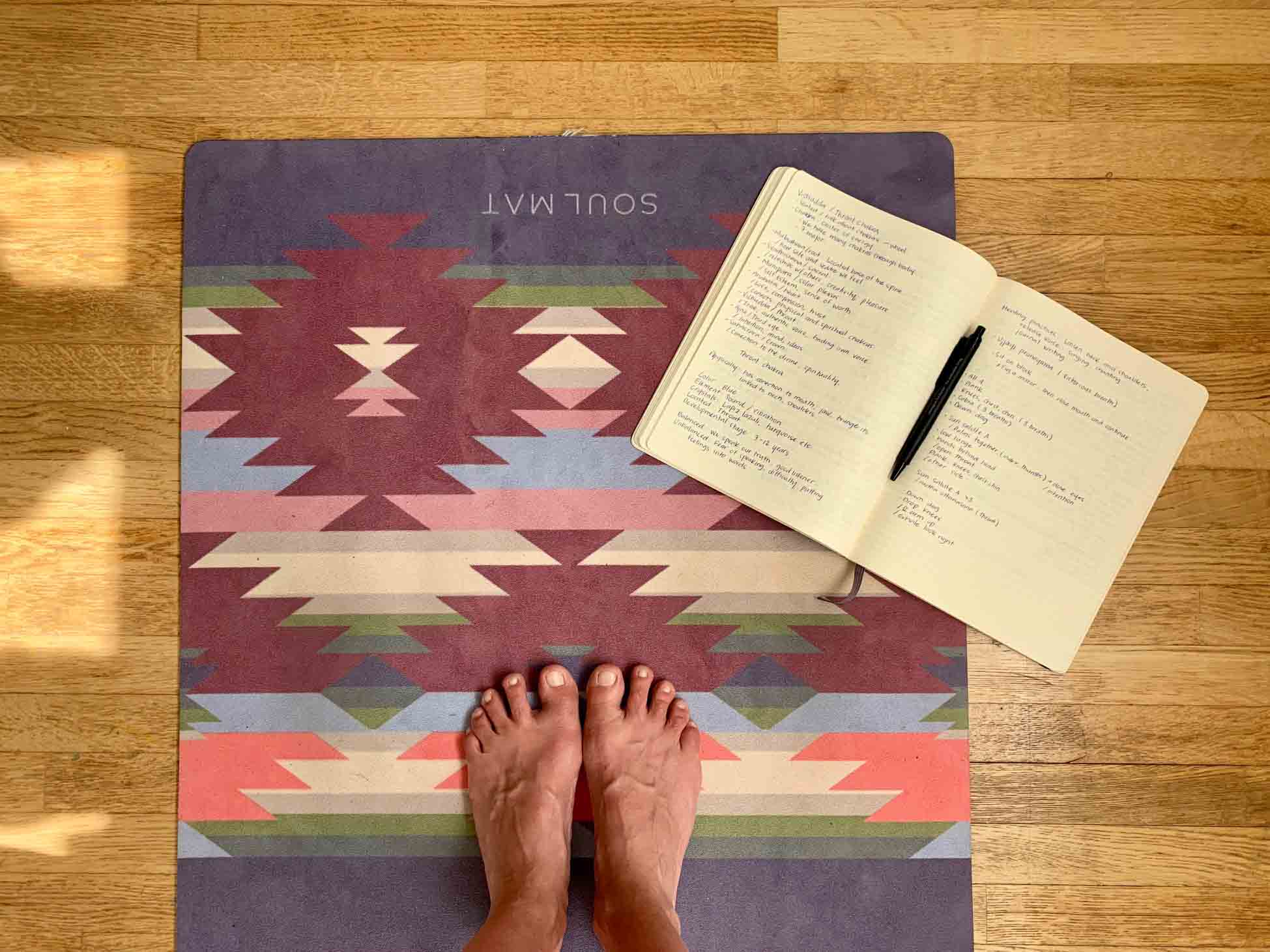 Yoga Journal - How to Start with One