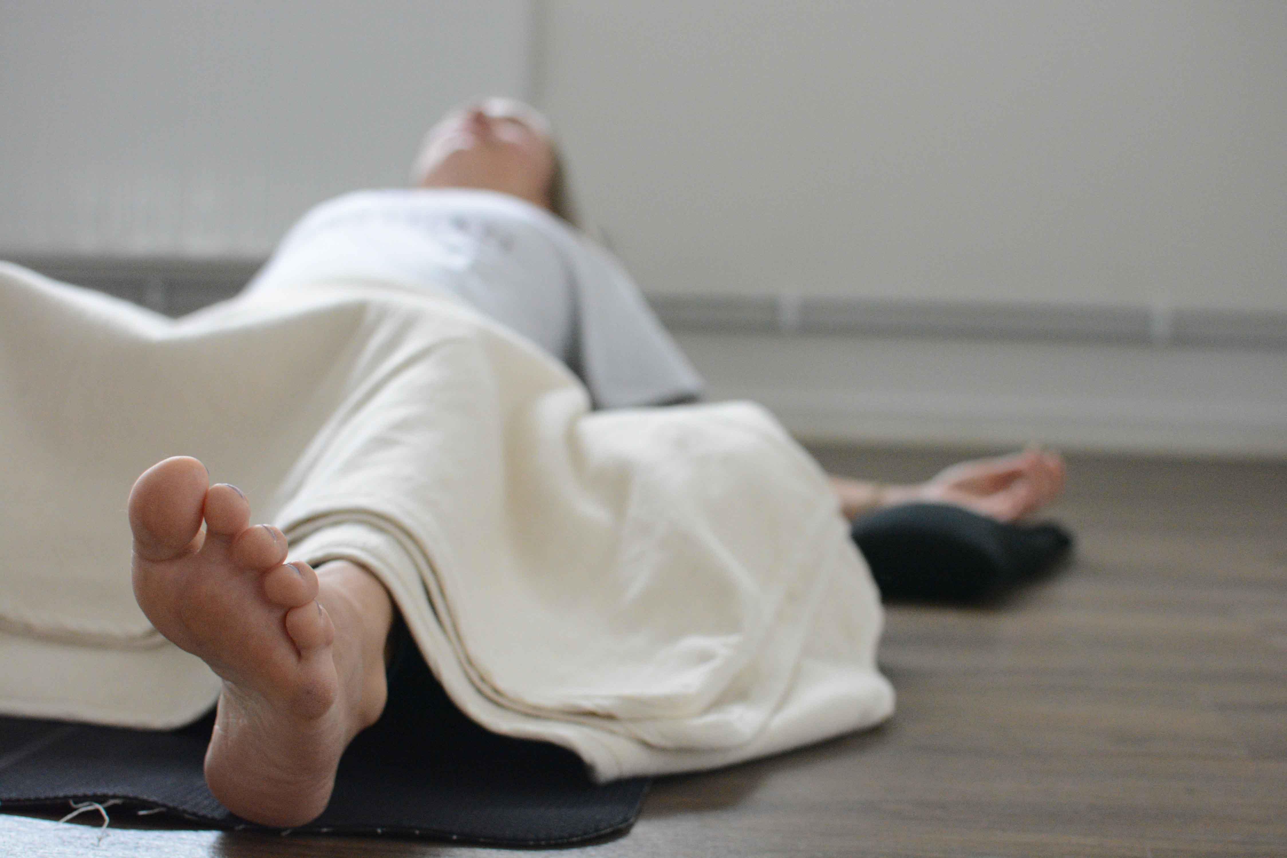 Yoga Nidra - Yogasömn för djupavslappning