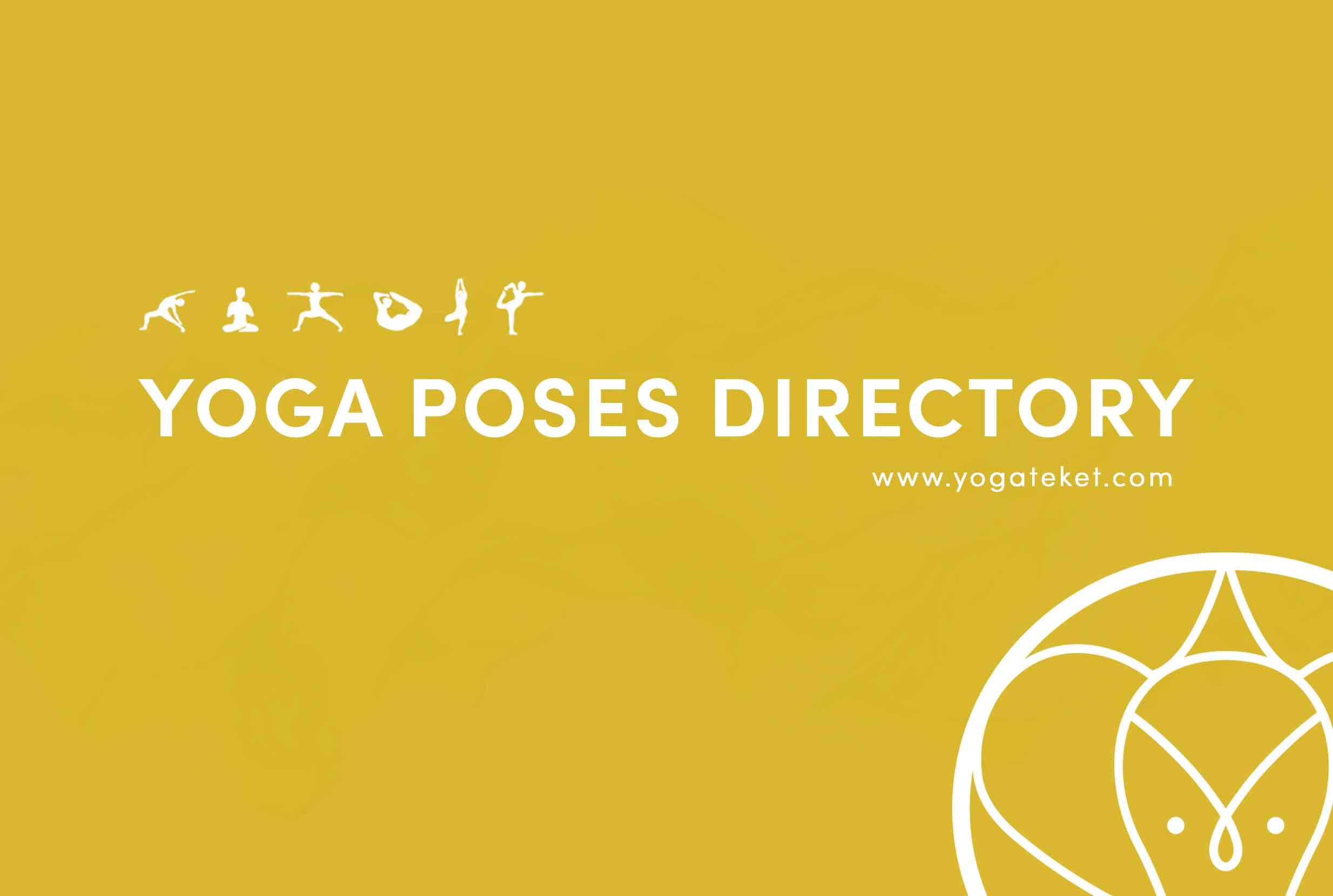 Yoga Poses Names List