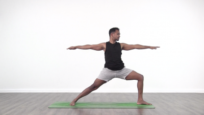 Vinay jesta yoga yin for hips