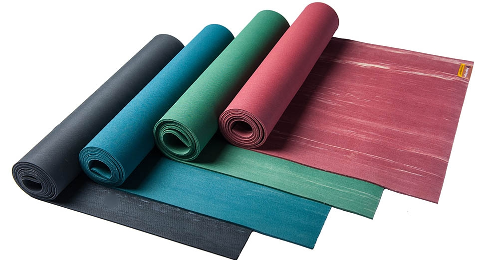 The Hugger Mugger Para Rubber Yoga Mat