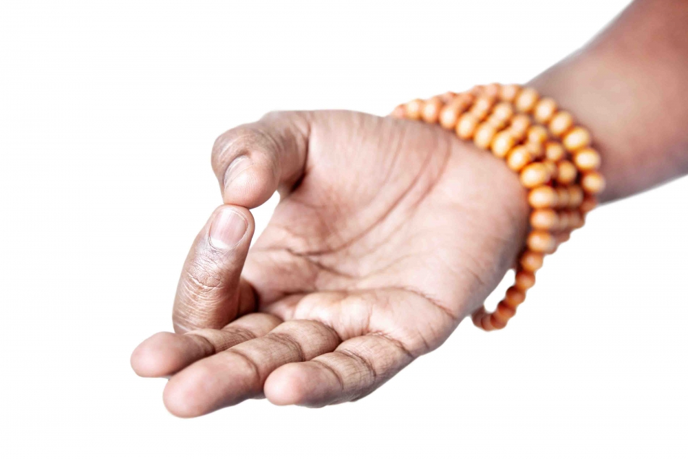 Gyan Mudra picture of hand mudras